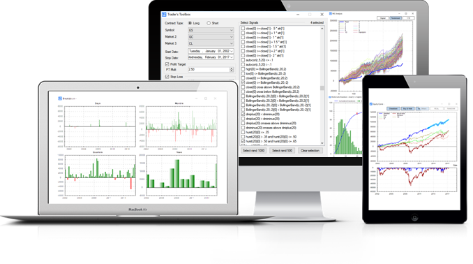 Fast, reliable and affordable software for high-performance trading