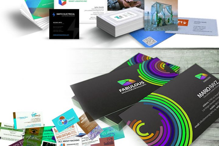 Try Out Something New Apart From Basic Clear Business Cards For Cheap Option