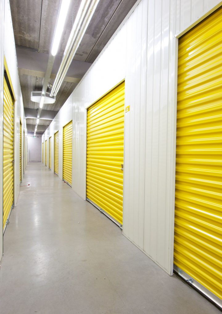 What is the Requirement for a Self-Storage?